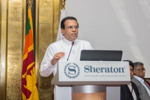 Official event coverage of President Maithiripala Sirisena's visit to Qatar